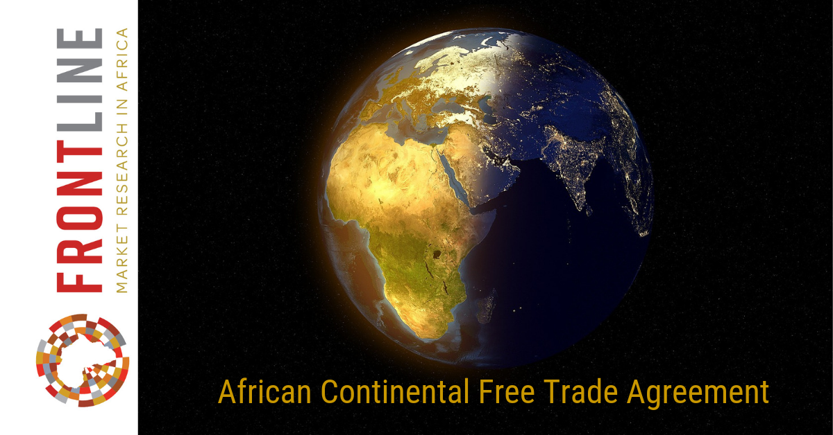 African Continental Trade Agreement: closer than ever.